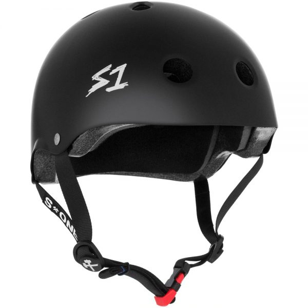S-One Helmet Mini Lifer (XS) Black Matte