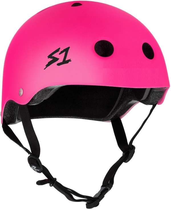 S1 Lifer Certified Helmet Hot Pink
