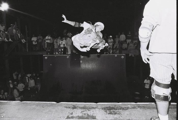 SKATEBOARDING'S ENDANGERED SPECIES BY BOB UMBEL