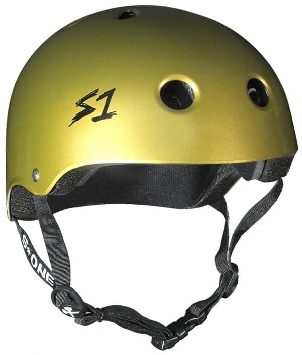 S-One Helmet Lifer (XS) Metallic Gold