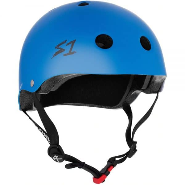 S-One Helmet Mini Lifer (XS) Cyan Matte