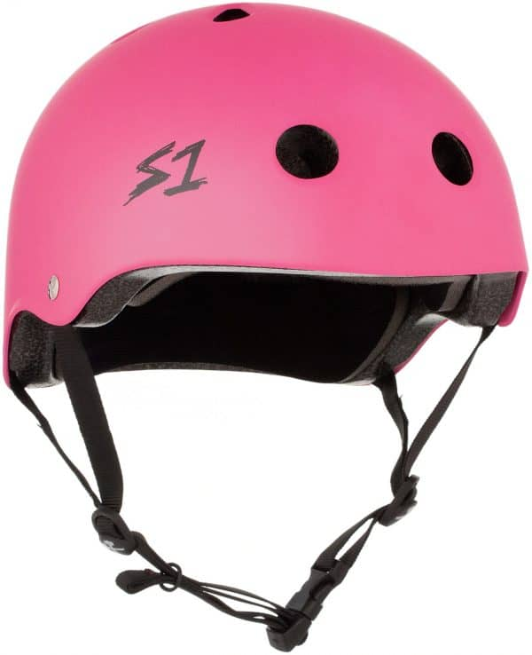 S1 Lifer Certified Helmet Pink Matte