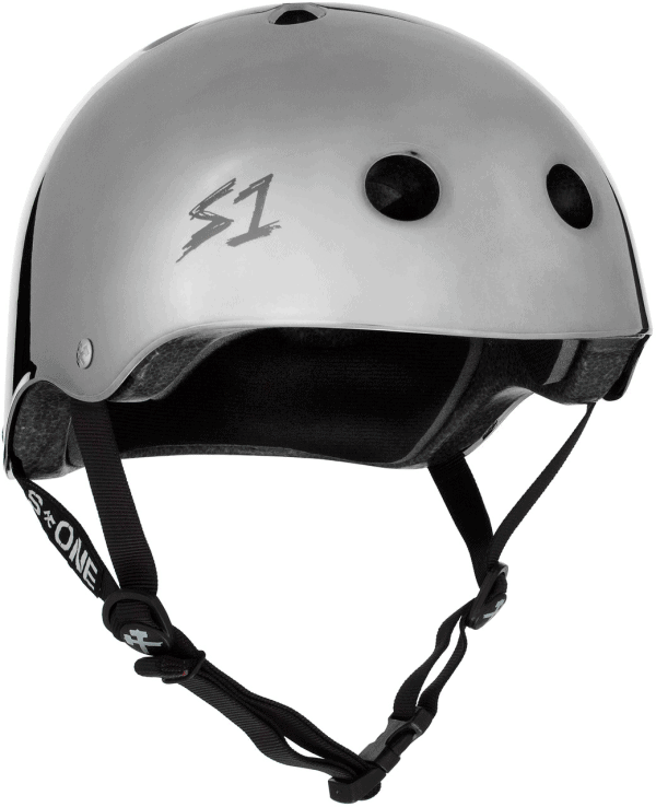 silver mirror s1 lifer helmet