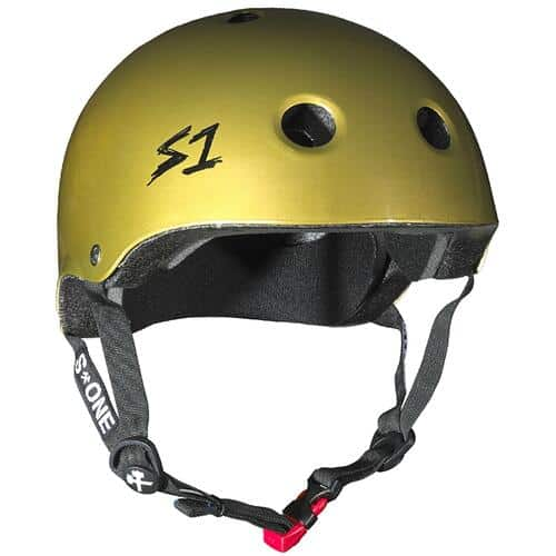 S-One Helmet Mini Lifer (XS) Metallic Gold