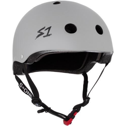 S-One Helmet Mini Lifer (XS) Grey Matte