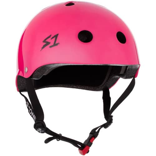 S-One Helmet Mini Lifer (XS) Hot Pink Matte