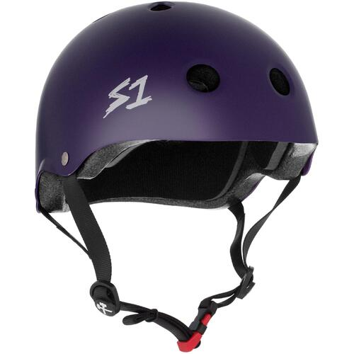S-One Helmet Mini Lifer (XS) Purple Matte